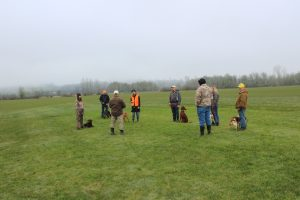 Training Event #2 @ Shank's Field - Prairie Road
